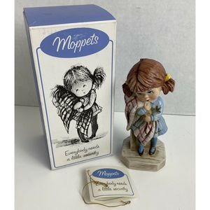 Moppets Figurine Everybody Needs a Little Security